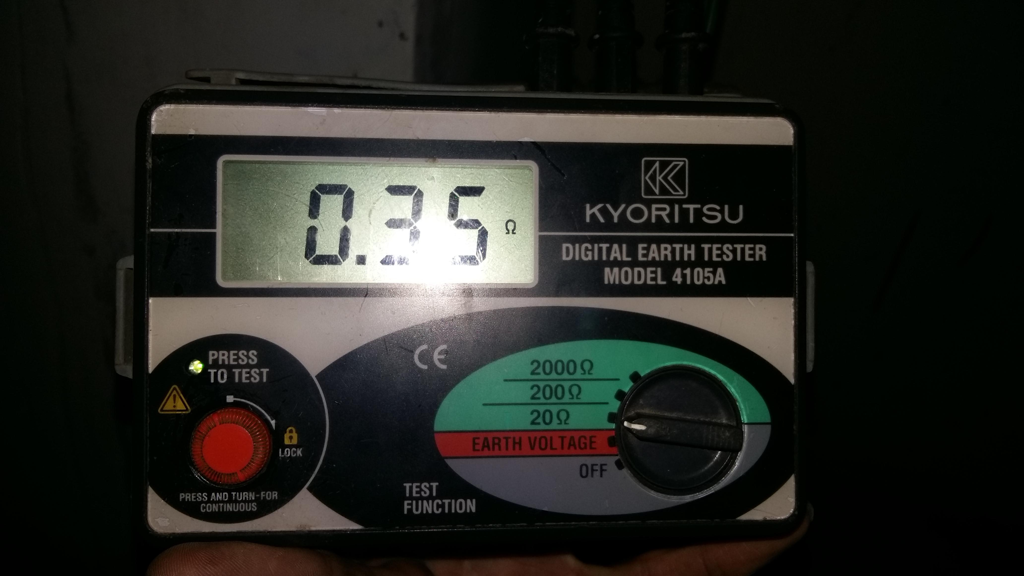 Máy đo điện trở